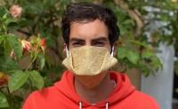 超环保可堆肥天然纤维一次性口罩