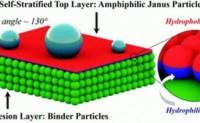 纳米颗粒有助打造黏着力更强、防水性更好的涂料