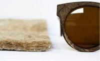大麻亚麻纤维太阳镜