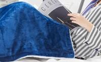 60秒升温的电热毯,可披可盖可垫