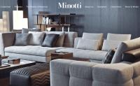 意大利家具品牌Minotti2020年销售1.4亿欧元