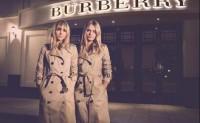 Burberry:宣布品牌的销售出现了强势的反弹