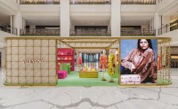 Valentino Roman Stud 系列限时概念店在北京开出