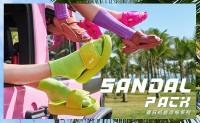 FILA FUSION 推出全新 Sandal Pack 凉拖系列