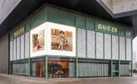 GUCCI 郑州大卫城店重装开幕