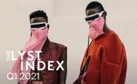 Lyst 发布 2021 第一季度热门品牌榜单,GUCCI 蝉联首位
