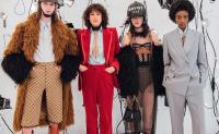 """品牌 Gucci发布名为""""Aria  时尚咏叹调"""" 时装大秀"""