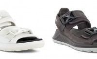 ECCO 带来全新夏日系列鞋款