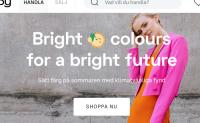 H&M 旗下二手闲置物品交易平台 Sellpy 将进军欧洲20多个国家