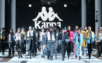 品牌 Kappa 在北京发布全新运动时装系列
