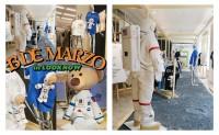 品牌 13DE MARZO联合买手店 LOOKNOW 打造NASA系列