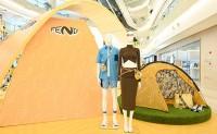 FENDI Summer Vertigo 夏季胶囊系列上海 iapm 站