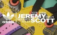 Jeremy Scott x adidas Originals 联名企划再度启动