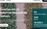 法国纺织品行业环保机构 Refashion 推出材料回收信息交流平台