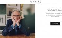 英国设计师品牌 Paul Smith 2020财年净亏损2160万英镑