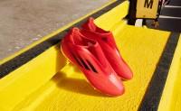 adidas 发布 X SPEEDFLOW 足球鞋