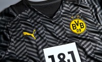 PUMA 发布新赛季多特蒙德客场球衣