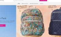 包袋品牌 Vera Bradley 从500美元起家到市值3.7亿美元