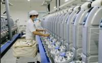 浙江纺织业迸发出新的发展活力