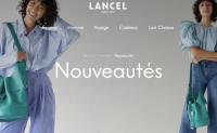法国皮具品牌 Lancel 上季度销售大涨77.6%