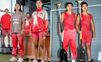 品牌 Particle Fever为本届奥运中国赛艇战袍赞助商