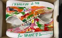 Drake 专属 Air Force 1