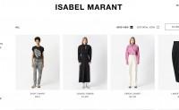Isabel Marant任命女装和男装系列的艺术总监