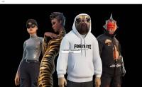 巴黎世家与《堡垒之夜》游戏合作推出服装系列