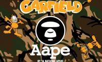 AAPE × GARFIELD 合作系列正式发售